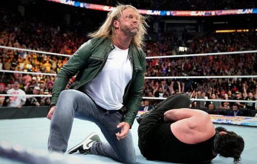 WWE apparently had private discussion regarding Edge's in-ring return