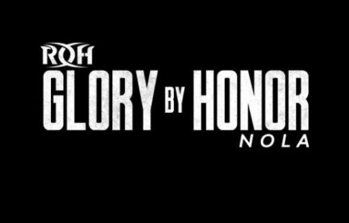 Title changes hands at ROH Glory By Honor