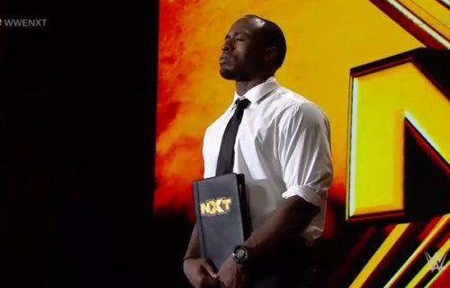 Jordan Myles possibly fired by WWE