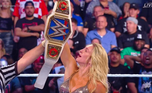 Charlotte Flair becomes the NEW SmackDown Women's Champion