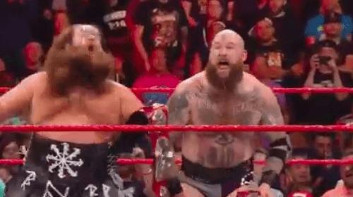 Viking Raiders crowned NEW RAW Tag Team Champions