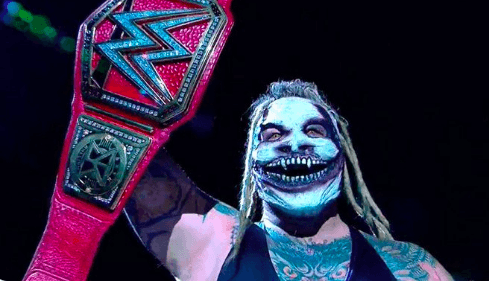 The Fiend Bray Wyatt becomes the NEW Universal Champion