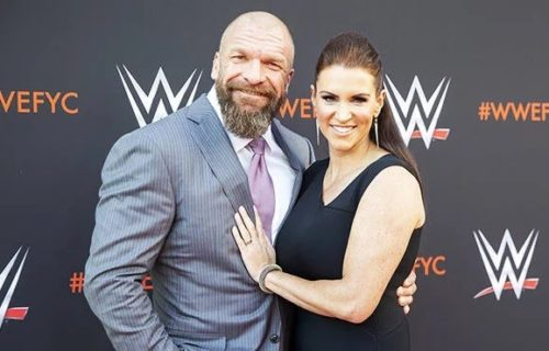 Stephanie McMahon reveals her oldest daughter is training for a pro wrestling career