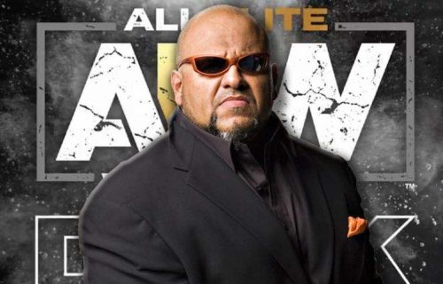 Taz to appear on next week's AEW Dynamite