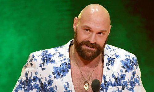 Tyson Fury's pay for Crown Jewel revealed