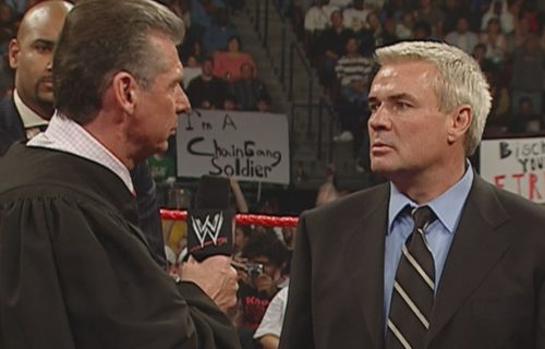 Report: Vince McMahon apparently asked Eric Bischoff his opinion of AEW Dynamite