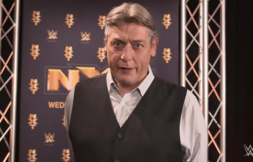 William Regal was close to becoming a clown