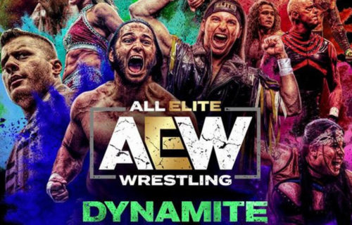 Matches & segments for AEW Dynamite
