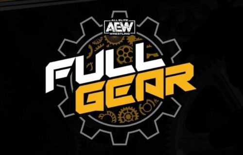 AEW World Tag Team Title match made official for AEW Full Gear