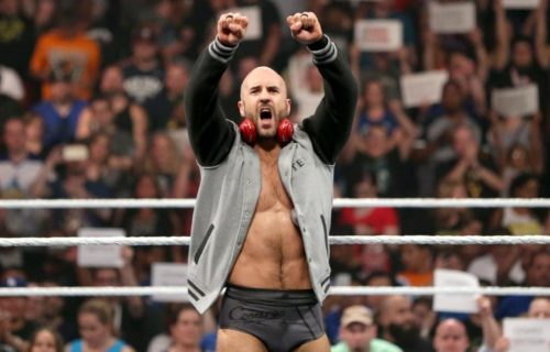 Arn Anderson claims WWE management aren't a big fan of Cesaro