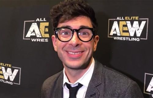 Tony Khan apparently taking charge of AEW creative