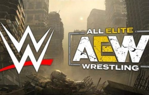 AEW apparently blaming talents for socializing with NXT Superstars for recent COVID-19 outbreak