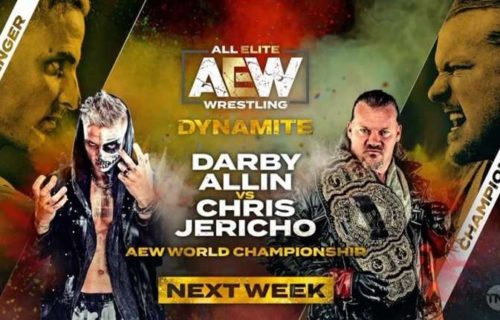 Stipulation added to AEW Title match