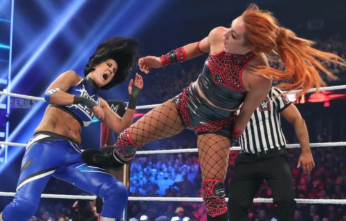 Reason why the Women's triple threat match went on last at Survivor Series