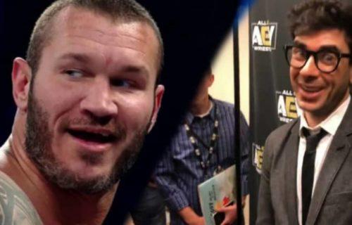 Randy Orton beefs with Tony Khan on Twitter