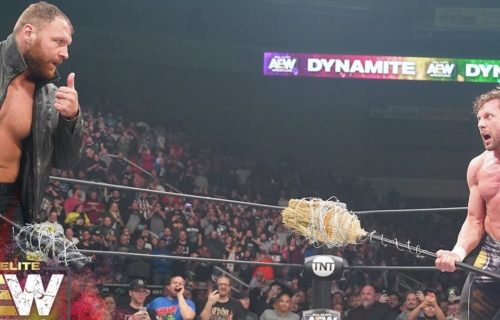 Dynamite beats NXT in ratings with very thin margin