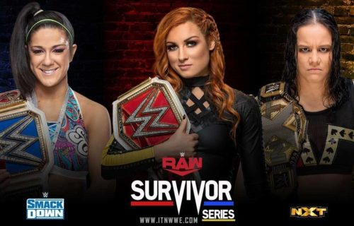 Podcast: We Survived Survivor Series