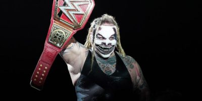 Bray Wyatt as the Universal Champion