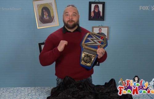 Original Survivor Series plans for 'The Fiend' Bray Wyatt