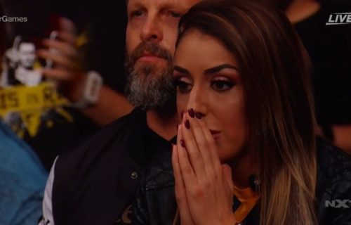 Triple H says showing Britt Baker during NXT TakeOver: WarGames was unplanned