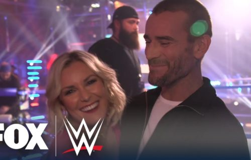 CM Punk and WWE Backstage crew react to his return (video)
