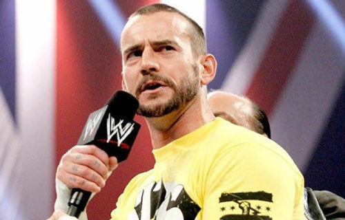 CM Punk criticizes WWE's decision to move forward with WrestleMania