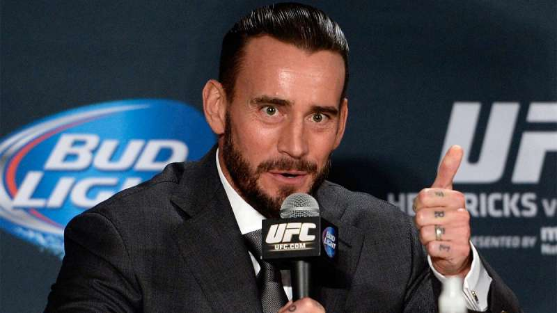 CM Punk 'Turned Down' For Major Wrestling Offer