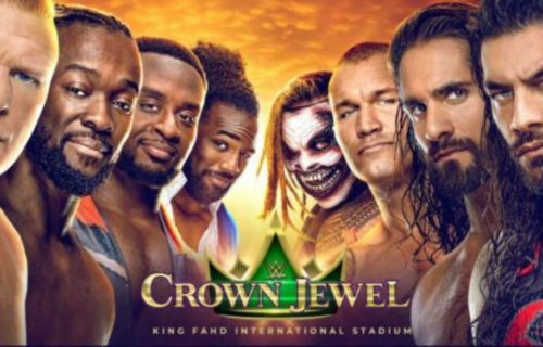 WWE roster stuck in Saudi Arabia after Crown Jewel due to flight delay