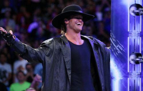 Dolph Ziggler explains why he trolled fans with different superstar entrances
