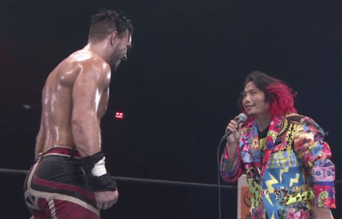 Hiromu Takahashi returns to NJPW