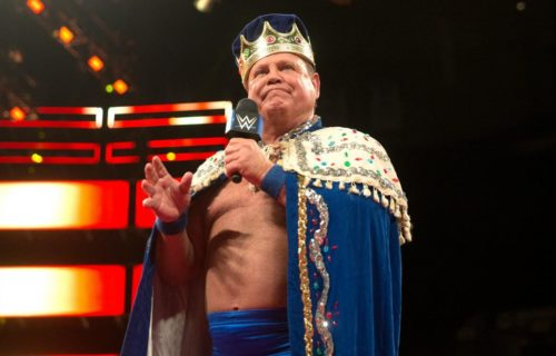 "Jerry Lawler on coronavirus outbreak: "" I've never seen anything like this"""