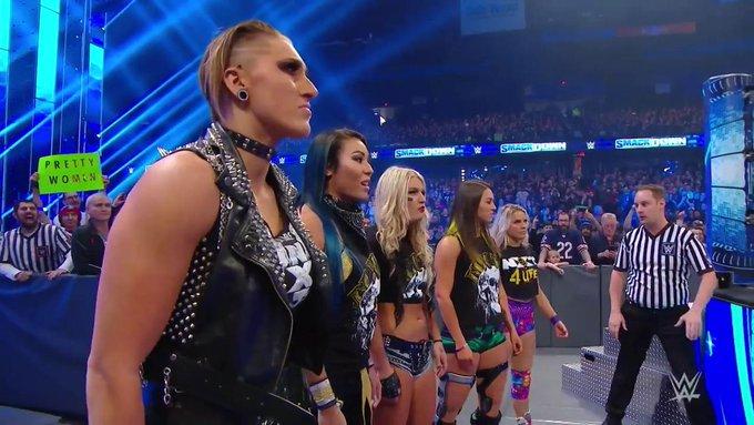 NXT Survivor Series Women's team