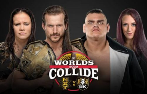 WWE officially announces Worlds Collide event for Royal Rumble weekend to replace NXT Takeover