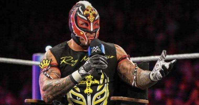 Update On Seth Rollins vs Rey Mysterio Storyline On WWE Raw 1