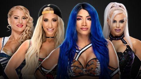 Final member of SmackDown Women's Survivor Series team revealed
