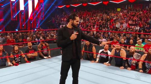 Seth Rollins seemingly turns heel on RAW