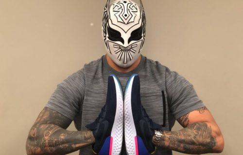 Sin Cara requests his WWE release