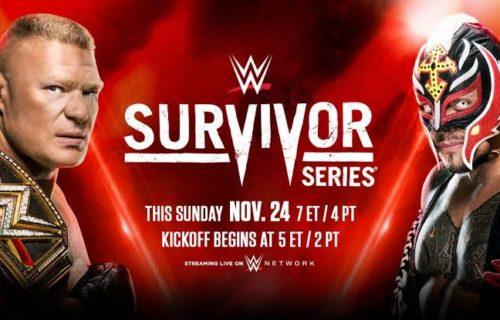 Podcast: Survivor Series Picks