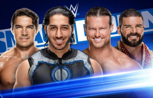 Match with Survivor Series implications announced for SmackDown