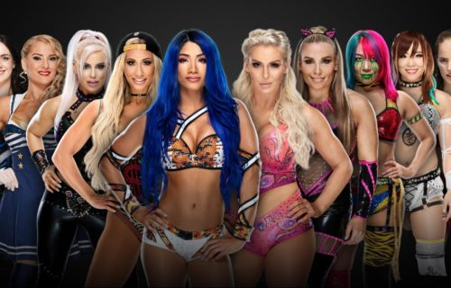 Team captain and more confirmed for Raw Women's Survivor Series team