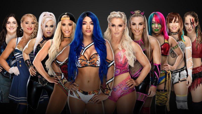 Team-Raw-Survivor-Series