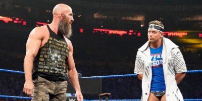 Tomasso Ciampa the Miz SmackDown