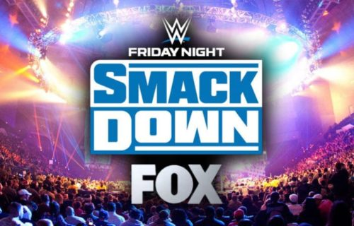 WWE Friday Night SmackDown From WWE Performance Center (3/20/20)