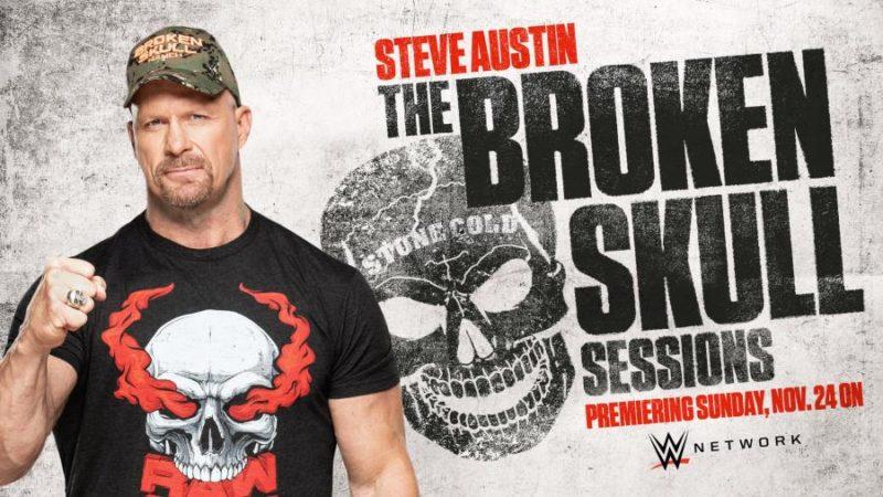 Broken Skull Sessions Stone Cold Steve Austin