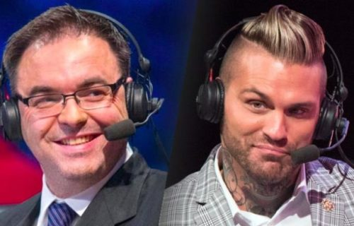 Possible reason why Corey Graves was not punished by WWE regarding Mauro Ranallo tweet