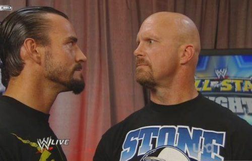Steve Austin says WWE bringing back CM Punk is 'a breath of fresh air'