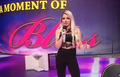 """A Moment of Bliss"" returns to SmackDown on Friday"
