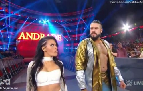 Andrade set to compete on TLC Kickoff show