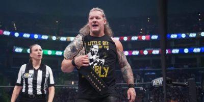 Chris Jericho the AEW Champion