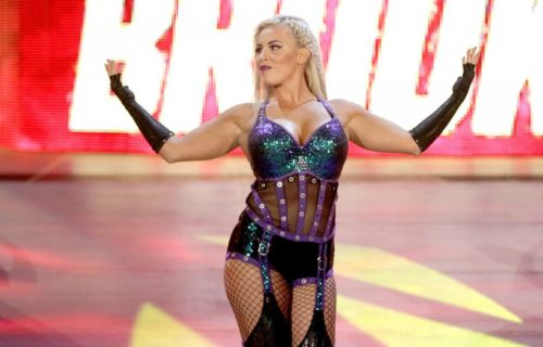 Possible reason why Dana Brooke is not pushed anymore